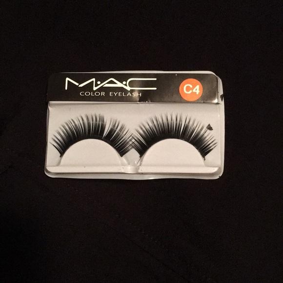 Mac Cosmetics Makeup Mac C4 Lashes Soft Full Mid Length Poshmark